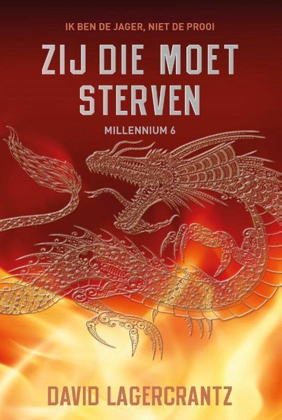 Afbeelding van Millennium 6 - Zij die moet sterven