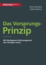 Boek cover Das Vorsprungs-Prinzip van René Marchand
