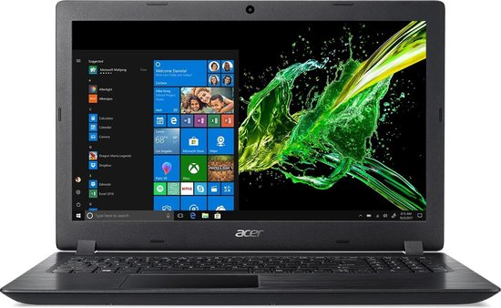 Acer Aspire 3 A315-22-670G - Laptop - 15.6 Inch