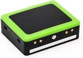 Weenect GPS-tracker voor hond zwart en groen 7810