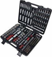 """KS Tools Dopsleutel set 1/4"""" + 3/8"""" + 1/2"""" 195-delig 917.0795"""