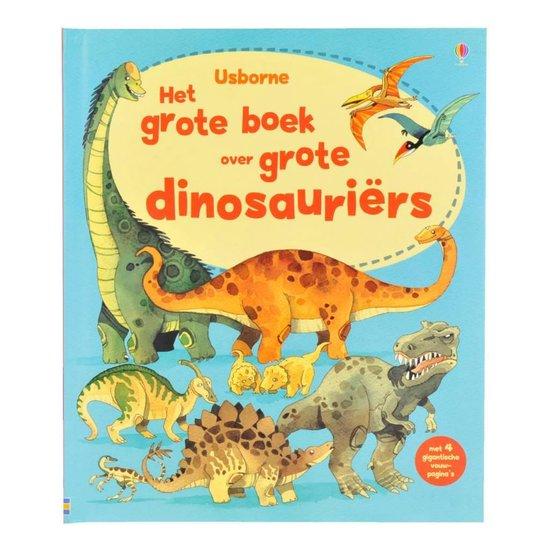 Grote boek over grote dinosauriërs