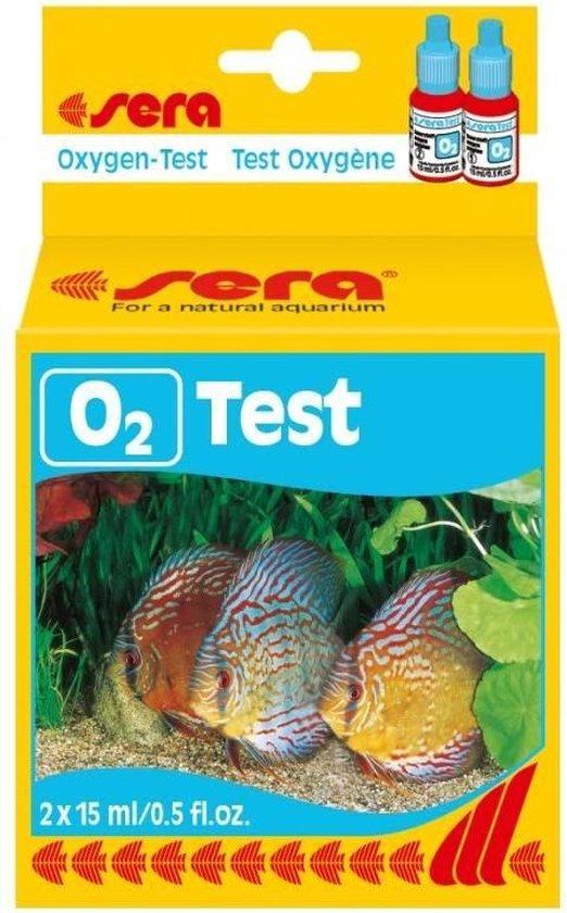 Sera O2 test