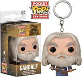 Funko Pop! Pocket Keychains: Lord Of The Rings Gandalf - Verzamelfiguur