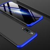 Mobigear 360 Hardcase Zwart / Blauw Xiaomi Mi 9