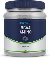 Body & Fit BCAA Amino - Aminozuren - 330 gram (22 servings) - Raspberry