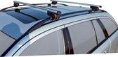 Twinny Load Universele Dakdragerset Aluminium Driver 124cm voor auto's met open dak reling