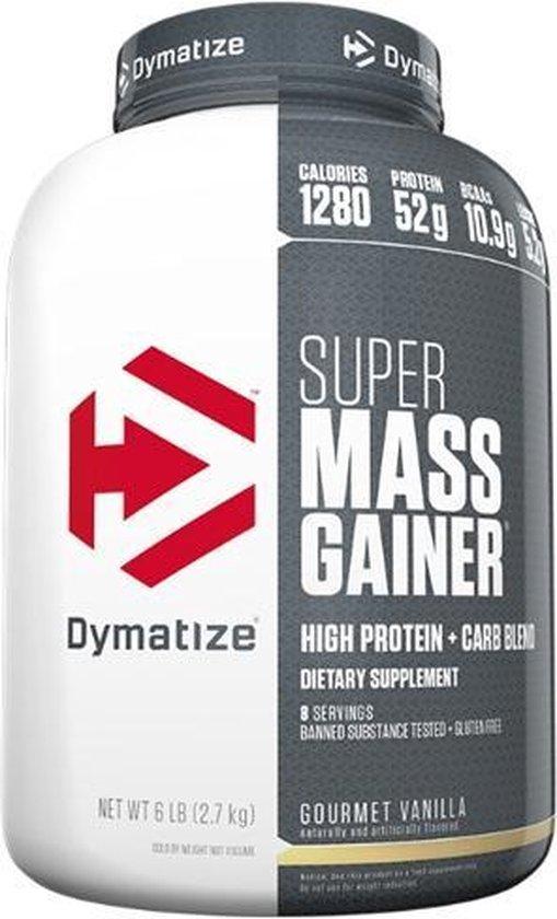 Dymatize Super Mass Gainer - 2948 gram - Strawberry