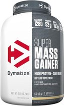 Dymatize Super Mass Gainer - 2700 g (8 shakes) - Rich chocolate