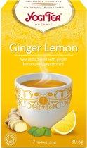 Yogitea Biologische Ginger Lemon