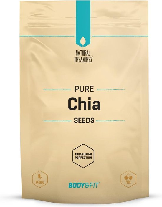 Body & Fit Superfoods - Pure Chiazaad - 500 gram