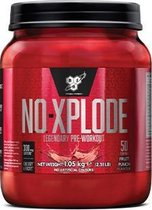 Bsn N.O.-XPLODE® 3.0 - 50 servings - Fruit Punch