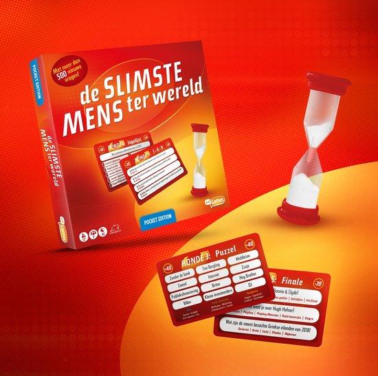 Bol Com De Slimste Mens Ter Wereld Reiseditie Games