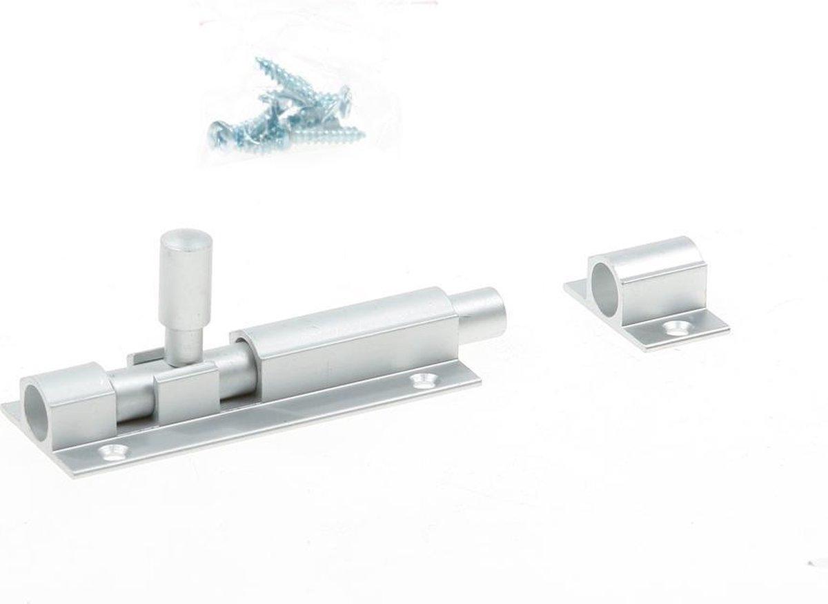 Dulimex Profielgrendel DRG 402064 SA aluminium 64 x 25mm 0411.182.5064 (Prijs per 12 stuks)