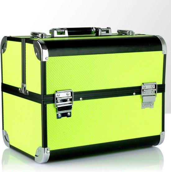 Beautycase Koffer Beautycase - nagelstyliste - Merkloos