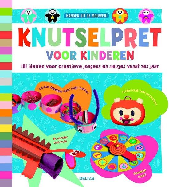 Knutselpret voor kinderen - Christophe Boncens  
