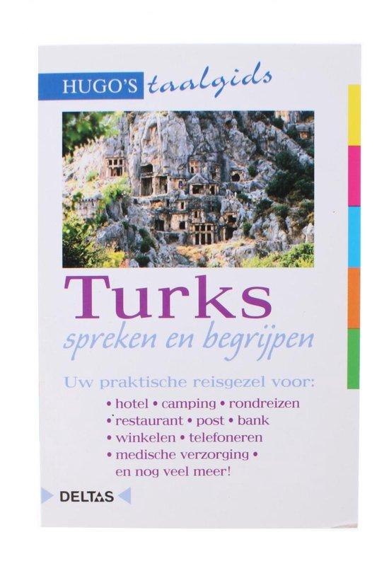 Hugo's taalgids - Turks spreken en begrijpen - Onbekend | Readingchampions.org.uk