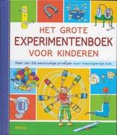 Het grote experimenteerboek voor kinderen