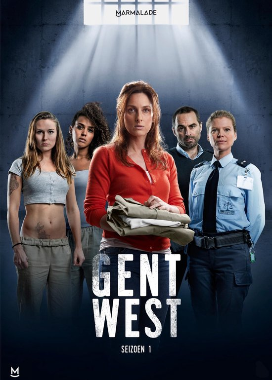 Gent West - Seizoen 1 - Tv Series