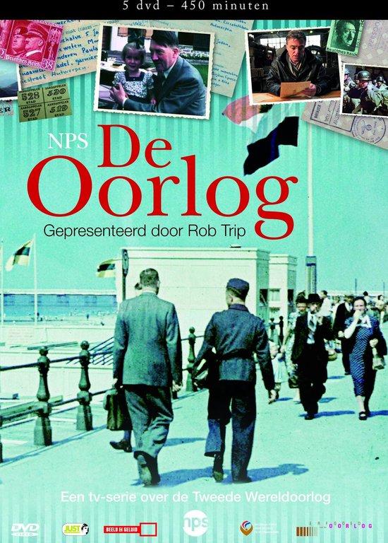 Cover van de film 'De Oorlog'