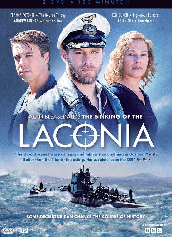 Cover van de film 'The Sinking Of Lanconia'