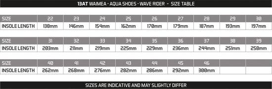 Waimea  Waterschoenen  Kinderen    29 - Waimea