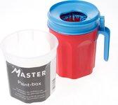 Master Kwastinette paintbox type 5704