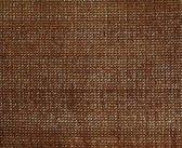 Schaduwdoek zichtdoek zichtbreeknet bruin 10 meter