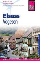Reise Know-How Elsass und Vogesen