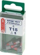Spax bit t-star 50mm t15(5st)