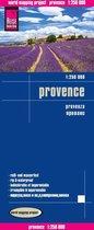 Reise Know-How Landkarte Provence 1 : 250.000