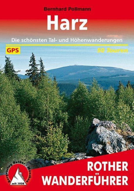 Cover van het boek 'Harz' van Bernhard Pollmann