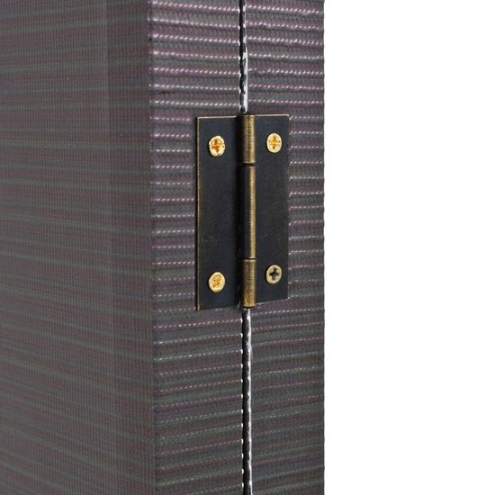 vidaXL Kamerverdeler inklapbaar New York bij nacht 228x170 cm - vidaXL