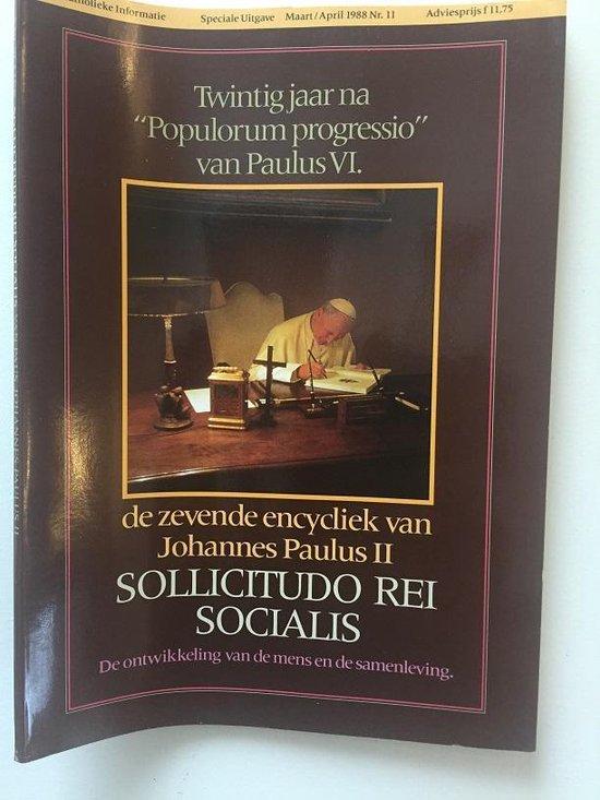 Sollicitudo rei sociales - Johannes Paulus 2 Paus pdf epub