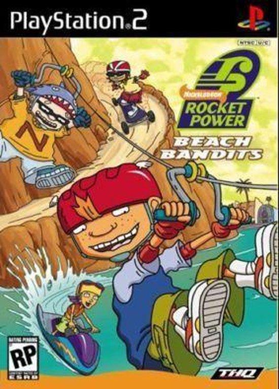 Rocket Power, Beach Bandit  ps2