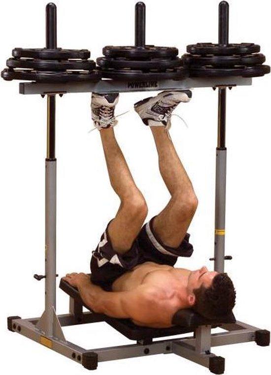 Vertical Leg Press Powerline PVLP156X