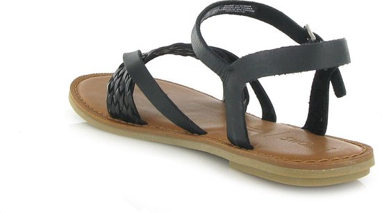 Toms Sandalen Lexie Sandal Zwart Maat:38.5 (us8) 9DE9q8