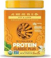 Sunwarrior Proteïne Classic Plus - Vanille - 375 gram