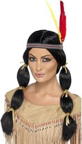 Dressing Up & Costumes | Wigs - Indian Wig