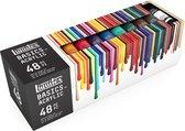 Liquitex Basics Set 48 x 22ml tubes