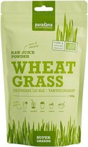 Wheat Grass Raw Juice Powder (200 Gram) - Purasana
