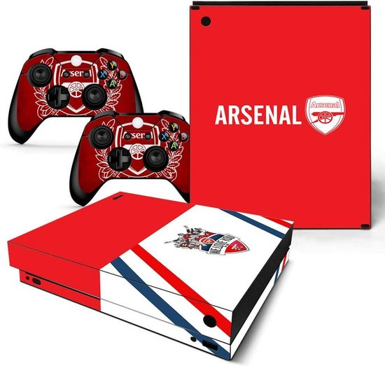 Arsenal – Xbox One X skin