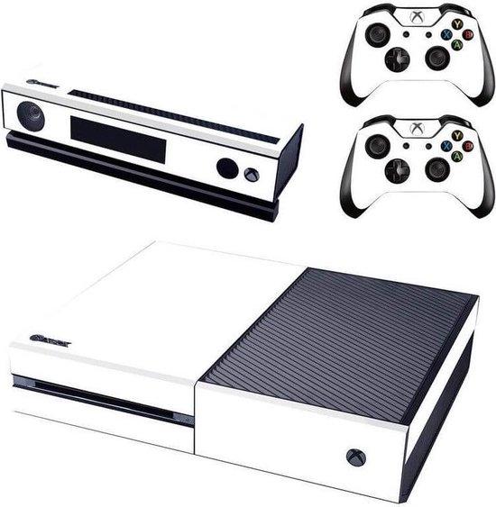 White – Xbox ONE skin