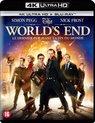 The World's End (4K Ultra HD Blu-ray)