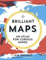 Boek cover Brilliant Maps van Ian Wright