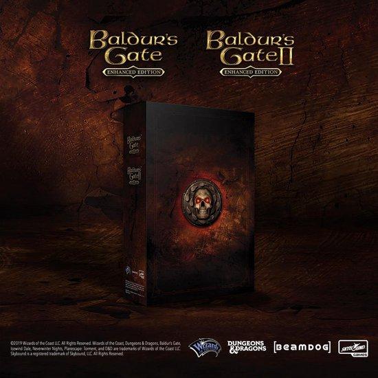 Baldur's Gate Collector's Pack – Xbox One