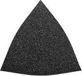 Schuurpapier driehoek korrel 60 - 50 st