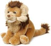 WWF Leeuw Wildlife Floppy - Knuffel - 23 cm