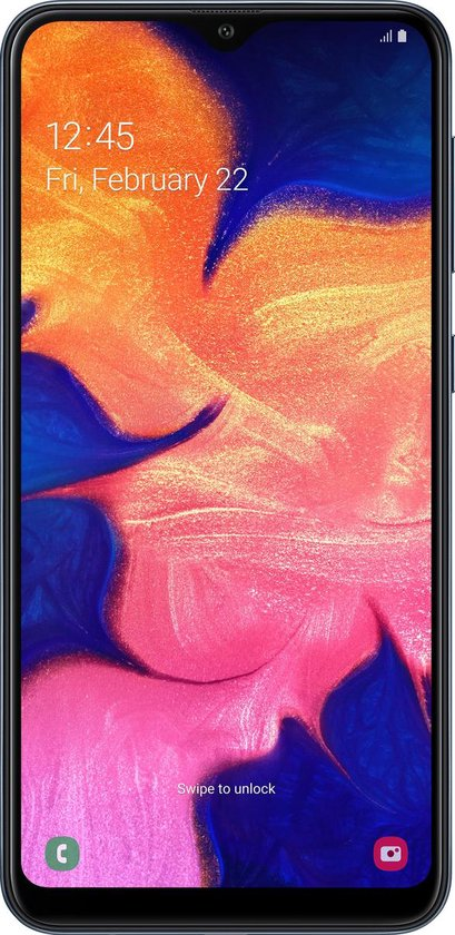 Samsung Galaxy A10 - 32GB - Zwart - Samsung