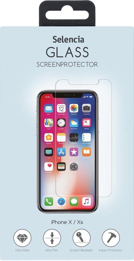 Selencia Gehard Glas Screenprotector voor iPhone 11 Pro / Xs / X